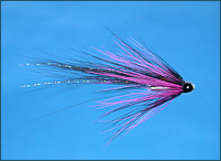 Salmon Mini Tube Fly